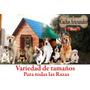 Cuchas De Madera A Medida Para Mascotas. Consulte!!