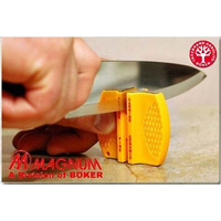 Afilador Dual Para Cuchillos Boker --(afilado Y Acentado )--
