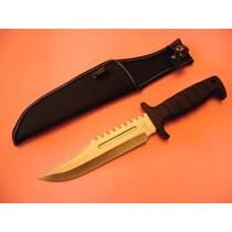 Cuchillo Tactico Columbia Acero Pulido