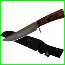 Cuchillo De Caza Monte Grande Columbia Acero Inoxidable 30cm