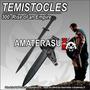Gladius Espada Espartana Temistocles 300 Gran Peso Full Tang