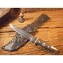 Cuchillo Militar Filtemple Acero Forjado