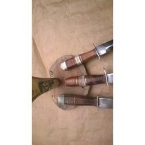 Facones En Acero 1090,cabos Combinados