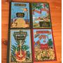 Coleccion 4 Cuentos Julio Verne Lote X 4