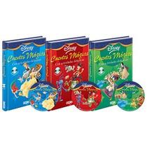 Libro Cuentos Mágicos Disney Ed Oceano