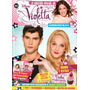 Revista Violetta De Disney Numero 9 Con Stickers