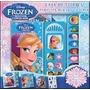 Disney Frozen Caja 3 Libros - Nuevo Y Original
