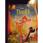 Bambi Cuentos De Disney En Dibujos Animados Tapa Dura