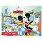 Libro Didáctico Pop Up Mickey: Cocina Con Amigos