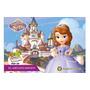 Libro Didáctico Pop Up Princesita Sofía: El Amuleto Mágico