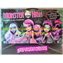 Libro Monster High Editorial Planeta