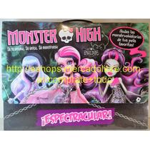 Libro Monster High Editorial Planeta