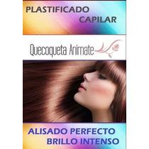 Plastificado 1l+shampoo Neutro 1ll+combo Post Alisado 1l