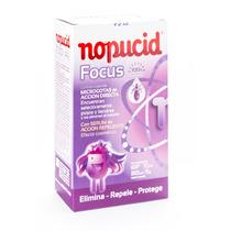 Nopucid - Focus Con Serum De Acción Repelente