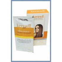 Kerawil Mascara Capilar Keratina Y Macadamia 10 Sobres X 50g
