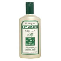 Capilatis Shampoo Ortiga Con Aloe Vera Cabello Seco X 410ml