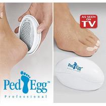 Ped Egg Callos Durezas Pedicuria Set De Belleza Original