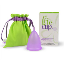 Copa Menstrual Lifecup. Ecológica. Distribuidor Oficial