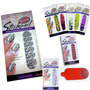 Sticker Para Uñas Apliques Stick Nails Decoración Nail Art
