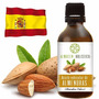 Aceite Puro De Almendras Dulces De España Certificado 100ml