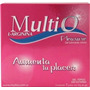 Gel Intimo, Multi O Pleasure Gel X 20 G. 10 Unidades.
