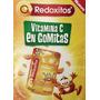 Redoxitos Suplemento Dietario Vitamina C X 25 Gomitas Mast.