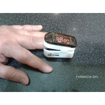 Oxímetro De Pulso / Saturómetro De Oxigeno. Silfab Md 300-cc