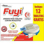 Fuyi Aparato + 12 Tabletas Para Mosquitos
