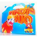 Cajita Bolsita Piñón Fijo Souvenirs Infantiles Pack X100
