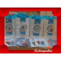 Bolsitas Souvenirs Frozen Impresas Personalizadas Candy Bar