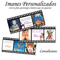 Imanes Personalizados, Souvenirs, Cumpleaños Fotos Bodas