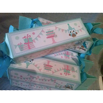 Cajita Golosinera Personalizada Super Originales Caramelos