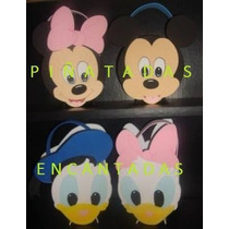 Golosineros Minnie,mickey,donalds,deisy Bebe,baby