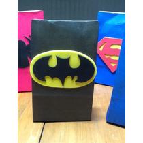 Bolsitas Batman Artesanales