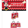 Bolsa Cumpleaños Regalo Disney Mickey / Minnie 32x30 (x1)