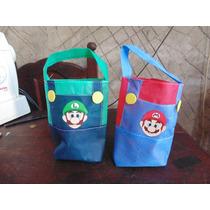 Bolsitas De Mario Bros