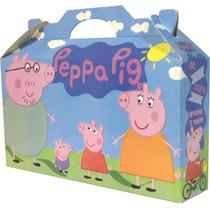 Peppa Pig Bolsita Golosinera Souvenir Infantil Pack X10