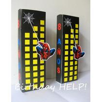 Spiderman Hombre Araña Souvenirs Golosineros Zona Centro
