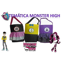 Bolsitas Monsters High