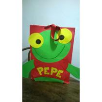 Bolsa De Regalo Sapo Pepe