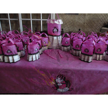 Bolsitas De Monster High Unicas