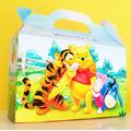 Cajita Bolsita Winnie The Pooh Souvenirs Pack X100