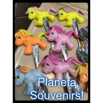 Cucharas Decoradas Con Porcelana Fría My Little Pony