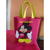 Bolsitas Golosineras Para Tu Evento Mickey Backyardigans.