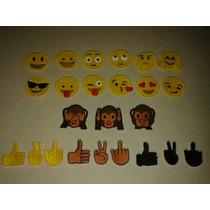 Parches Emoticons Emojis Souvenirs Cumpleaños Whatsapp Face