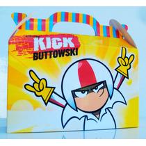 Kick Buttowski Valijitas X30 + 30 Conos (pack X60)