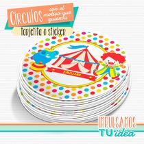 Circo - Círculo Multiuso Para Imprimir