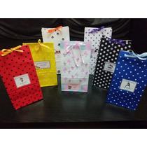 Bolsas Personalizadas Souvenir - Comunion- Baby - Cumpleaños