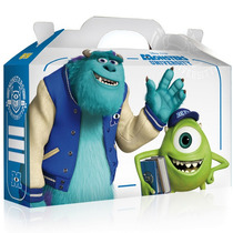 Souvenirs Infantiles Monster University Bolsitas Golosineras