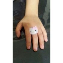 Anillo Souvenirs Para Nenas De Kitty